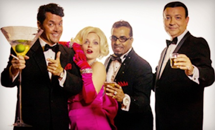 The Rat Pack and Friends Dinner Show at Pacino's Italian Ristorante (Up to 41% Off)