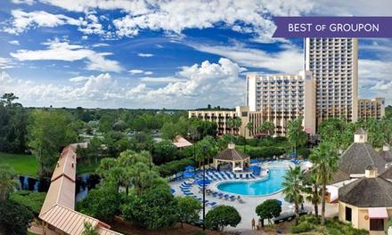 Stay at The Buena Vista Palace Hotel & Spa in Lake Buena Vista, FL. Dates Available into May.