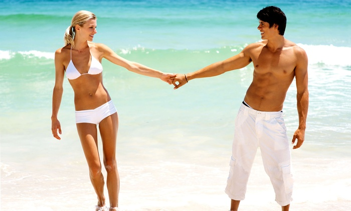 Coral Beach Tanning - Dearborn: Three or Five Mystic Spray Tans at Coral Beach Tanning (Up to 61% Off)