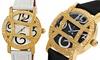 JBW Women's Olympia Watches with Diamond Accents: JBW Women's Olympia Diamond-Accent Watches