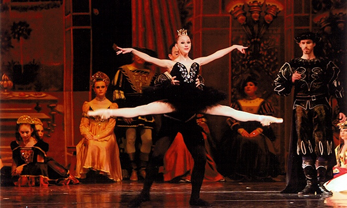 """""""Swan Lake"""" - The Voorhees Schools Theatre: Ballet NJ's """"Swan Lake"""" at Voorhees Township Middle School Theater on April 26–May 4 (Up to 50% Off)"""