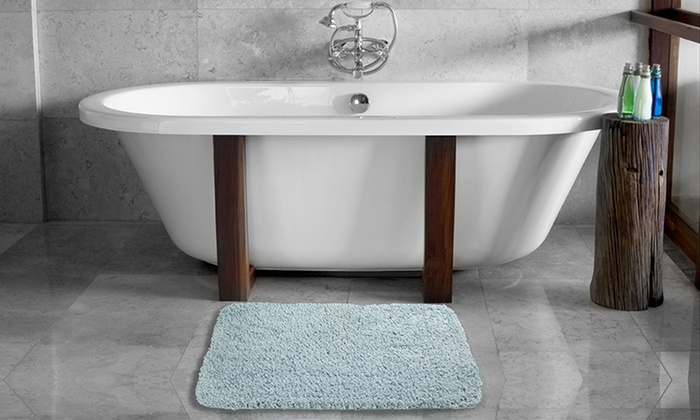 Essence Heavy Density Microfiber Bath Rug with non-skid backing: Essence Heavy Density Microfiber Bath Rug with Non-Skid Backing. Multiple Colors from $9.99-$12.99. Free Returns.