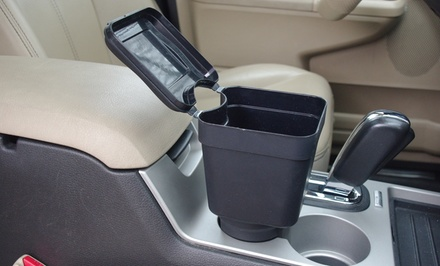 Cup Holder Trash Can Groupon Goods