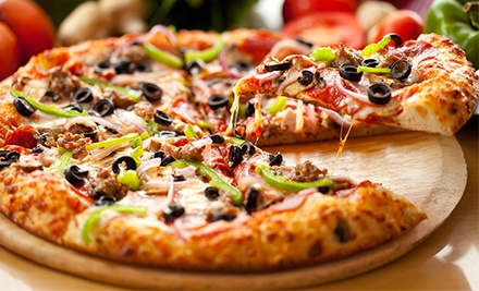 Italian and Mediterranean Food for Lunch or Dinner at Rome's Pizza (Up to Half Off)