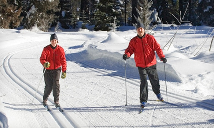 Manning Park Resort - Manning Park, BC: Overnight Trip for Two with Optional Winter Sports at Manning Park Resort (Up to 58% Off). Six Options Available.