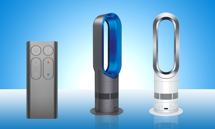 Dyson AM04 Hot + Cool Fan Heater: $149.99 for a Dyson Hot + Cool Fan Heater (Refurbished) ($399.99 List Price). Multiple Styles. Free Shipping.