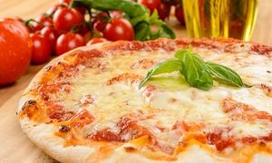 Caroline Resto bar, restaurante: Desde $125 en vez de $250 por pizza libre + bebida + show para 2, 4 o 6 personasen Caroline Resto bar, restaurante
