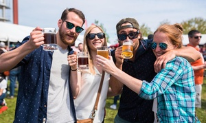 Admission to Spring Sessions of Toronto's Festival of Beer on May 20th-21st (Up to 29% Off)