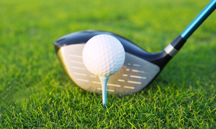 Perry Country Club - Perry: 18-Hole Round of Golf with Cart and Range Balls for Two or Four at Perry Country Club (Up to 54% Off)