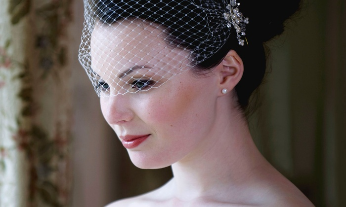 Kishina Covington/ Kishcosmetics - Dallas: $135 for 60-Minute Bridal-Makeup Application from Kishina Covington/ Kishcosmetics ($275 Value)