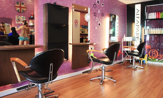 Up to 76 off hair treatment or colouring at plaza mahkota for Accolades salon groupon