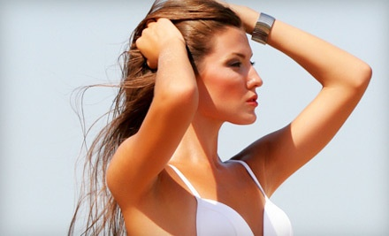 1 Month of Unlimited UV Tanning in a Level 1 Bed (a $35 value) - The Tan Company in Overland Park