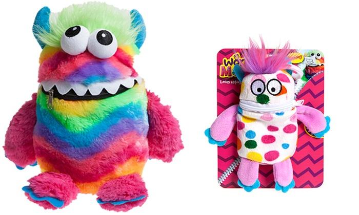 Plush Worry Monster Groupon