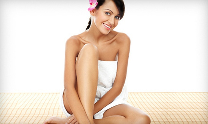 Lexington Laser Spa - Lexington-Fayette: Six Laser Hair-Removal Treatments on Small, Medium, Large, or Extra-Large Areas at Lexington Laser Spa (Up to 81% Off)
