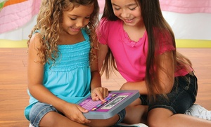 Discovery Kids Bilingual Teach and Talk Tablet