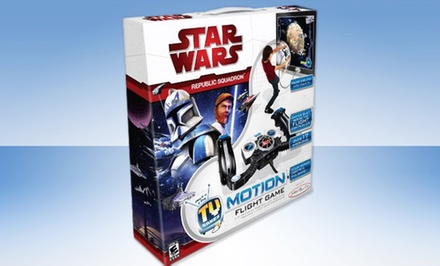 Star Wars Clone Wars Handheld Game.