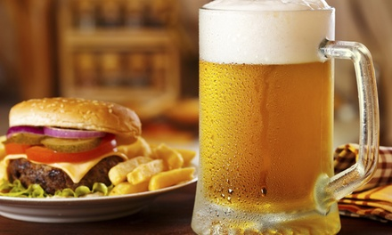 $14 for Sandwiches and Beers for Two at Cajun Mike's Pub and Grub (Up to $28 Value)