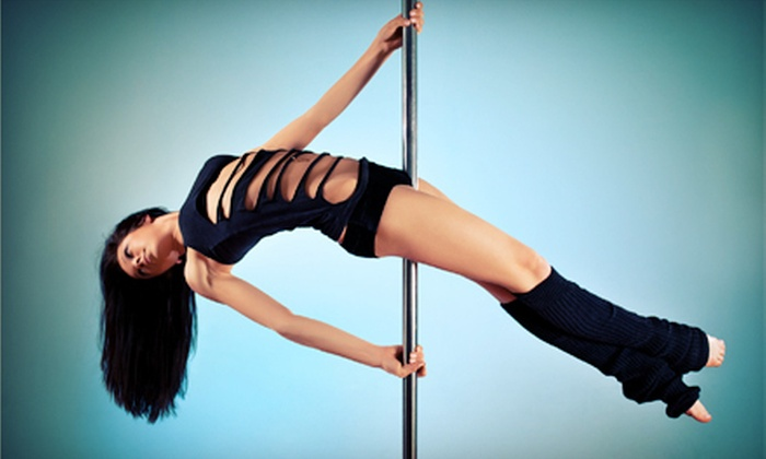 Sensual Fluidity - Shelby TWP: $49 for Four Beginner Pole-Dancing Classes at Sensual Fluidity ($125 Value)