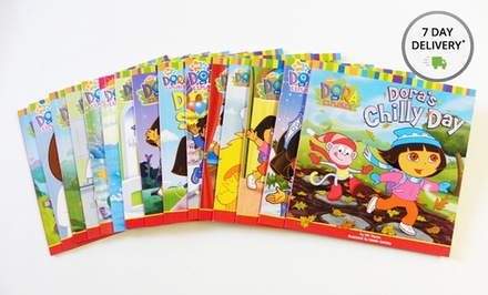 Dora the Explorer 15-Book Collection