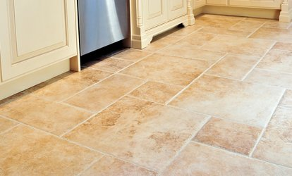 image for $99 for <strong>Tile</strong> and Grout for 200 Square Feet from Dirt Free Carpet & <strong>Tile</strong> Cleaning ($200 Value)