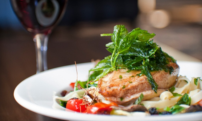 Geppetto Restaurant - North Bethesda: Three-Course Italian Dinner with Wine for Two or Four at Geppetto Restaurant (Up to 51% Off)