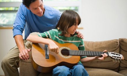 $29 for Four Music Lessons at Eric's Academy of Music ($100 Value)