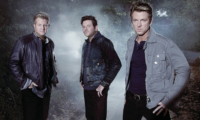 Rascal Flatts: Rewind Tour 2014 - Nikon at Jones Beach Theater: One G-Pass to See Rascal Flatts, Sheryl Crow, Gloriana at Nikon at Jones Beach Theater on May 30 (Up to 50% Off)