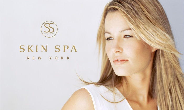 Skin Spa New York - Multiple Locations: Facial Treatments at Skin Spa New York (Up to 58% Off). Three Options Available.