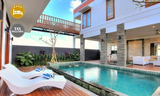 Bali: 4* Pool Villa in Canggu 0