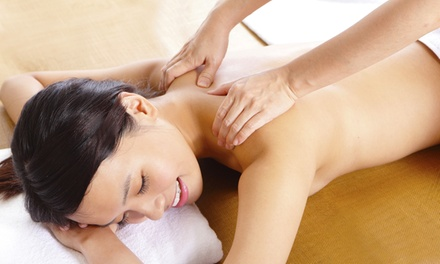 OneHour Deep Tissue Oil and Hot Stone Massage for One $45 or Two People $85 at Best Body Massage Up to $200 Value