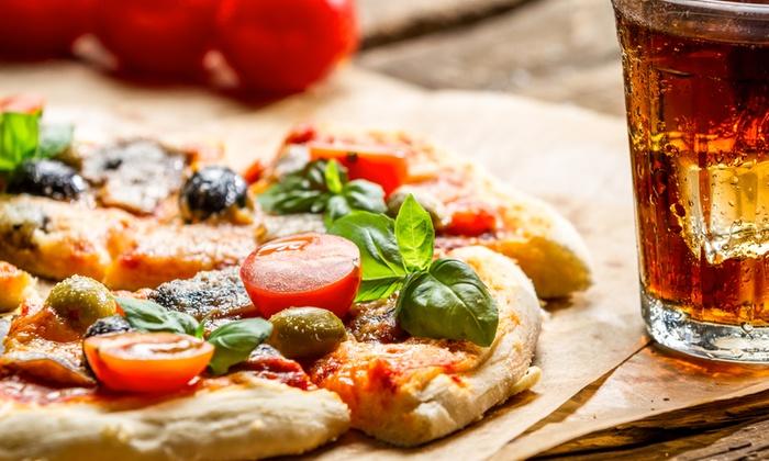 Non Solo Pizza - Ponsacco (PI): Menu d'asporto con pizza, patatine e birra da 9,90 €