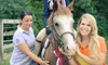 Stable Mates Equestrian Center - Islandia: Riding Lesson for One or Two, One- or Three-Week Camp, or Polo Lesson at Stable Mates Equestrian Center (Up to 60% Off)