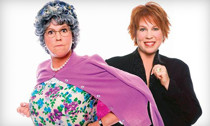 Vicki Lawrence and Mama: A Two Woman Show - Union County Performing Arts Center: Vicki Lawrence and Mama: A Two Woman Show at Union County Performing Arts Center on Monday, May 13, at 8 p.m.