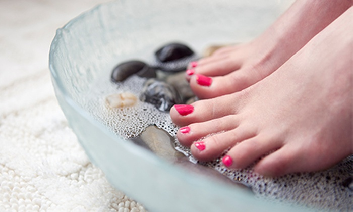 Lee Nail Salon and Day Spa - Durham: $19 for a Classic Pedicure at Lee Spa Nails in Durham ($35 Value)