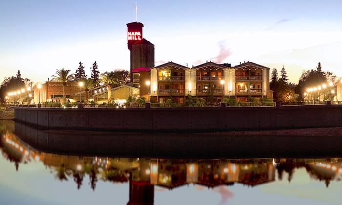 Napa River Inn - Cental Napa: Stay at Napa River Inn in Napa, CA