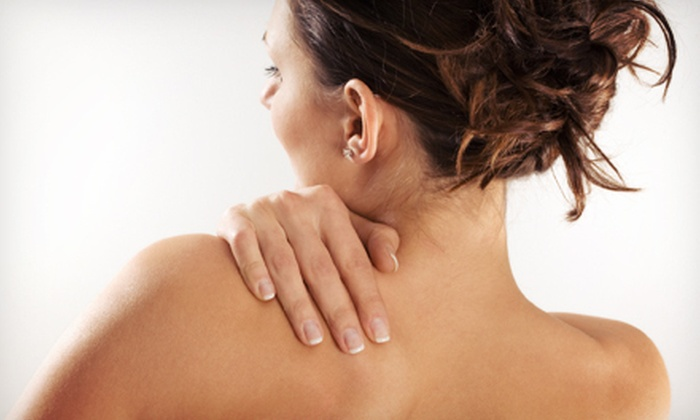The Head, Neck and Back Pain Center - Fountain Valley: 60- or 90-Minute Deep-Tissue Massage at The Head, Neck and Back Pain Center (Up to 61% Off)
