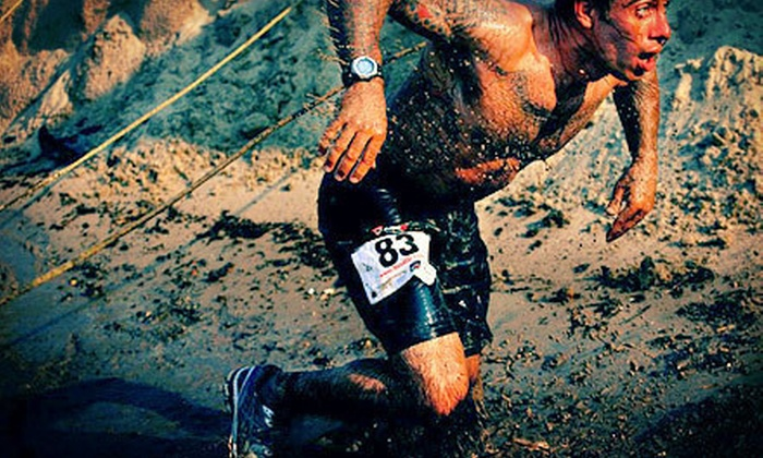 Mud 'n' Guts Mud Run - Casa Grande: Entry to 5K Obstacle Course for One or Two on Saturday, October 6 from Mud 'n' Guts Mud Run (51% Off)