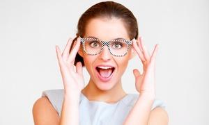 Ottica Quadri: Occhiali da vista con montatura di marca o buono sconto fino a 250 €