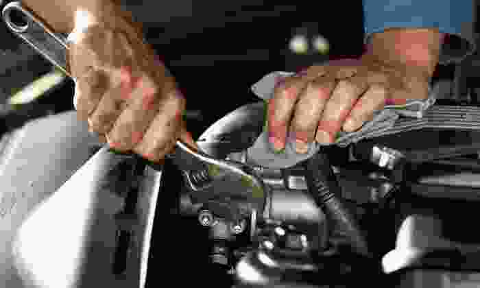 Good Brakes Automotive - Paradise Valley: $285 for $569 towards Fuel Injection, Oil Change, Power Steering Flush, Brakes Flush, Cooling System Flush, Rotate Tires