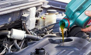 All Tune and Lube - Pembroke Pines: Oil Change Services at All Tune and Lube - Pembroke Pines (Up to 47% Off). Three Options Available.