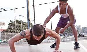 WERKout!: 10 or 20 Boot-Camp Classes at WerkOut! (Up to 64% Off)