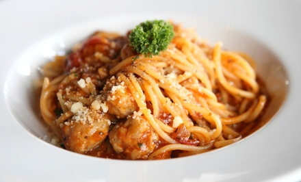 Three-Course Lunch or Four-Course Dinner for Two at Osteria De Medici (47% Off)