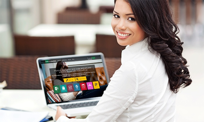 Ediblewildsus  Splendid Microsoft Excel Training  Excel With Business  Groupon With Lovely Choose From Three Options With Charming Case Statement Excel Also Password Protect On Excel In Addition Skydrive Excel And Excel Staffing Agency As Well As Managing Inventory In Excel Additionally Repayment Calculator Excel From Grouponcom With Ediblewildsus  Lovely Microsoft Excel Training  Excel With Business  Groupon With Charming Choose From Three Options And Splendid Case Statement Excel Also Password Protect On Excel In Addition Skydrive Excel From Grouponcom