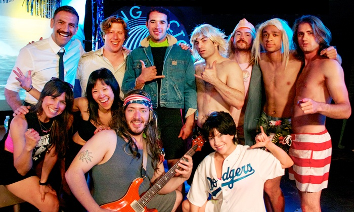 """Point Break Live! - The Altar Bar: """"Point Break Live!"""" at The Altar Bar on Saturday, March 14, at 8:30 p.m. (Up to 53% Off)"""