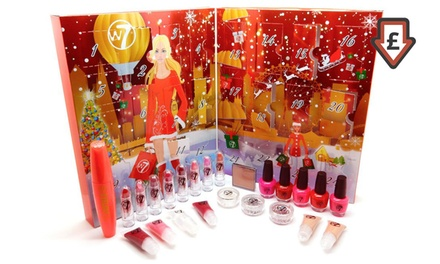 One or Two W7 Cosmetics Advent Calendar