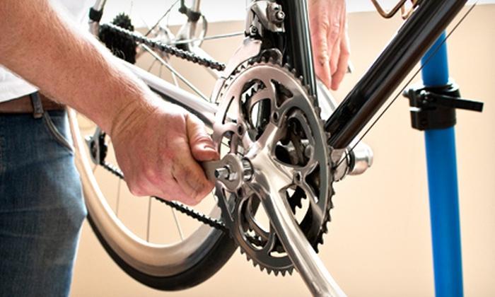 Central Park Bike Shop - New York: $29 for a Bike Tune-Up at Central Park Bike Shop ($75 Value)