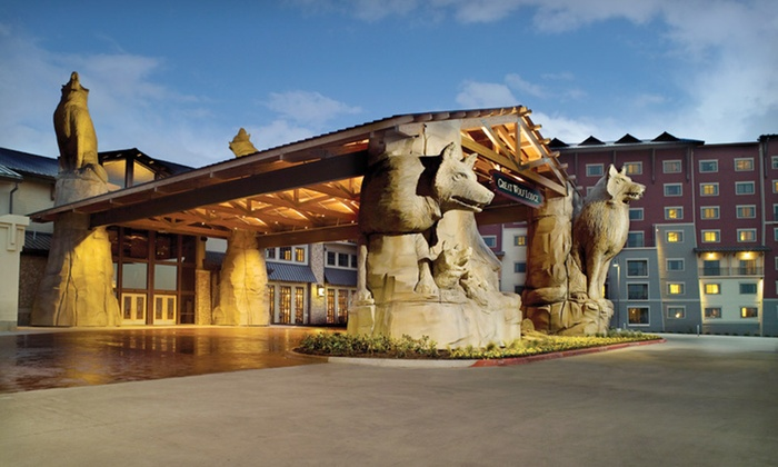 Great Wolf Lodge Grapevine - Grapevine, TX: One-Night Stay with Six Water-Park Passes at Great Wolf Lodge Grapevine in Greater Dallas, TX