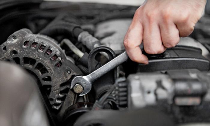 Cars And Trucks - Belmont: $15 Toward Auto-Maintenance Services
