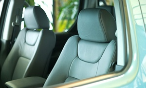 RMC Motorcars: Showroom Interior and Exterior Detailing for a Car or SUV at RMC Motorcars (Up to 54% Off)