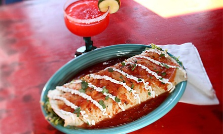 $11 for Two Groupons, Each Good for $10 Worth of Mexican Food at La Fogata Grill ($20 Value)